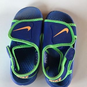Nike child's water shoes